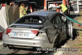 crash at 125 mph rolled over driver was thrown out of the vehicle