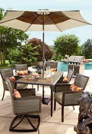 Patio 7 Piece Dining Set - ty pennington style madison 7 piece patio dining set limited