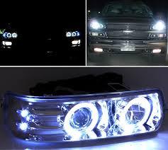 2000 chevy silverado tail light assembly 99 02 chevy silverado titanium smoke headlight bumper signal l