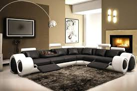 Sofas And Recliners Wonderful Sectional With Recliners Large Size Of Sectional