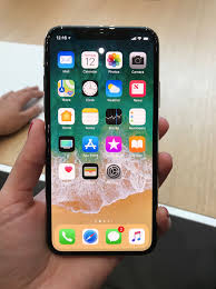 Iphone by Iphone X Hands On A Closer Look At Apple U0027s New Phone Time Com