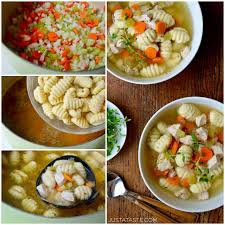 pastina soup recipe this creamy chicken gnocchi soup is soaring to the top soup recipe