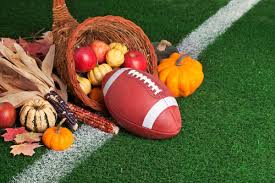 thanksgiving day football qlik