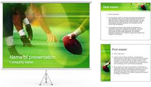 football field powerpoint template 28 images animated football