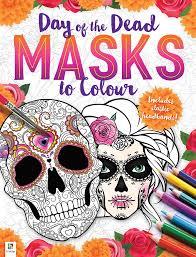 dead masks colour pop colour activity