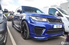 white and gold range rover land rover urban range rover sport svr 3 april 2017 autogespot