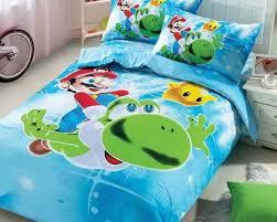 Mario Bedding Set Sell Mario Bedding Set Size Bedding