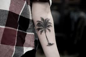 38 alluring palm tree designs tattooblend