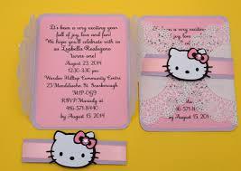 Invitation Card Hello Kitty Invitations Jingvitations Page 7