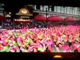 2011 macy s thanksgiving day parade spirit of america team