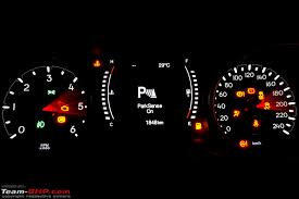 jeep compass warning lights jeep compass official review team bhp