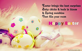 happy easter dear easter sunday message sayings greetings and images 2017 techavy