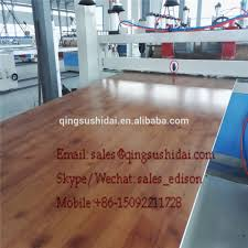 high quality white kitchen cabinets pvc foam board production line