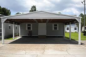 carport with storage plans mig storage shed attached to garage carport pinterest