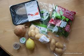 box cuisine j ai testé la box cuisine hello fresh la cuisine du jardin
