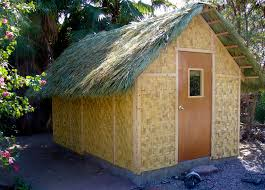 Mexican Thatch Roofing by Alt Build Blog Bamboo Mat Shed With A Palm Thatch Roof In Mulege
