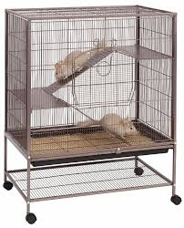 Large Ferret Cage Liberta Nevada Large Rodent Cage Suitable For Rat Chinchilla