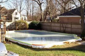 Backyard Rink Liner by 28 Backyard Rink Tarp Triyae Com Backyard Ice Rink Liner