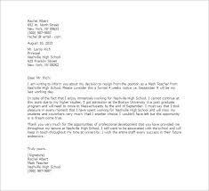 6 resignation letter formats website wordpress blog