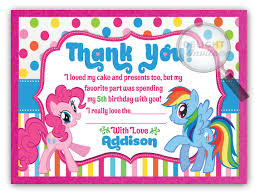 Mlp Birthday Card My Little Pony Birthday Water Bottle Labels Di 275wb Harrison