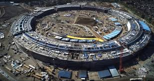 apple campus 2 nears closer to completion in latest drone video
