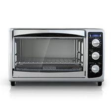 Black And Decker Toaster Oven Black U0026 Decker Toaster Oven Ebay
