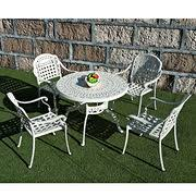 china cast aluminum outdoor furniture suppliers cast aluminum