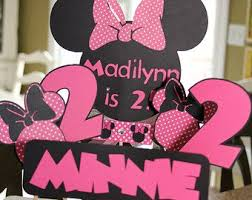 Centerpieces For Minnie Mouse Party by 28 Best Baby Minnie Mouse Party Images On Pinterest Minnie Mouse
