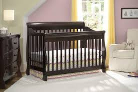 Delta Canton 4 In 1 Convertible Crib Black Delta Children Canton 4 In 1 Crib Review Just Baby Beds
