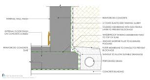 basement tanking details home decorating interior design bath