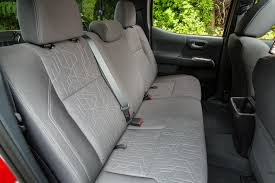 1999 Tacoma Interior 2016 Toyota Tacoma Review