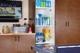 Kitchen Cabinets In Garage Garage Cabinets U0026 Storage Tailored Living