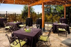 Hton Bay Patio Chairs Sonoma Wine Country Patio Wedding Reception Site Patio