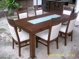 Dining Table India Wooden Dining Table Set Manufacturer In Faridabad Haryana India By