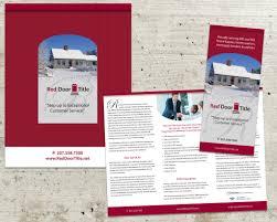 red door title wedgewood graphic design nh graphic design