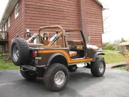 brown jeep jeep cj7 jeep registry