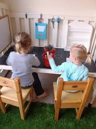 Turning Crib Into Toddler Bed by A Little Learning For Two Repurposed Cot