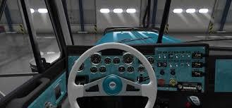 peterbilt 389 interior lights peterbilt 379 v2 remake by big dilax ats ats mod american truck