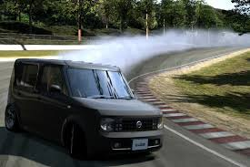 2013 nissan cube modded nissan cube trial mountain circuit by pikachuracer on