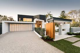 homes in the 1980s remodel of 1980s home in perth is a study in contrasts
