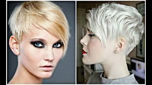 2017 pixie haircut ideas youtube
