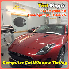 window tinting fort lauderdale tint magic window tinting coral springs