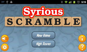 syrious scramble free android apps on google play