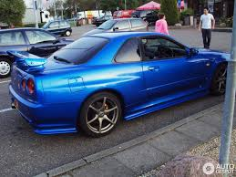 nissan skyline r34 for sale in usa nissan skyline r34 gt r v spec 8 july 2013 autogespot