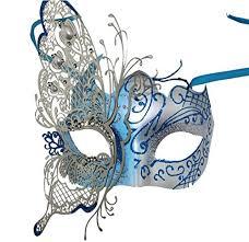 mardi gras masks coxeer laser cut metal masquerade