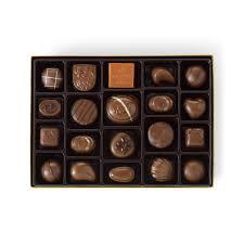 valentines chocolate 22 pc milk chocolate valentines day gift box godiva