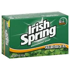 baby kids mom products rite aid irish spring deodorant soap original 3 75 oz 110 g