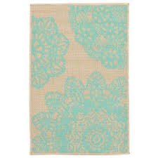 Turquoise Outdoor Rug Turquoise Rugs Flooring The Home Depot