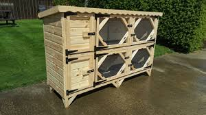 rabbit hutches quality handmade rabbit hutches from ryedale pet