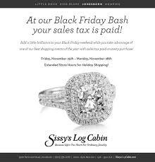 black friday diamond sales ads u0026 publications sissy u0027s log cabin